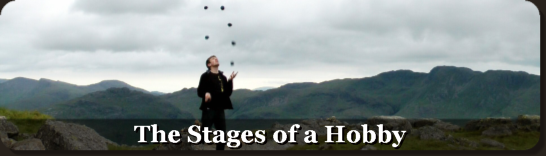 Stages of a Hobby